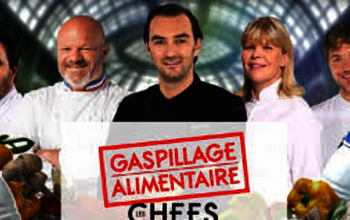 """Gaspillage alimentaire, les chefs contre-attaquent""."