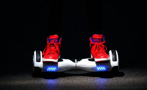 Hoverboard-sneakers